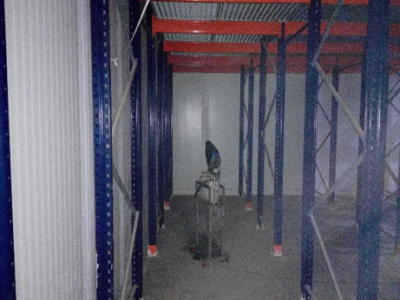Fumigation of Cold Storage Chambers